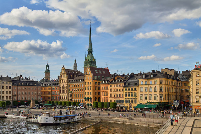 Stockholm is in bad need of living space. (Foto: Flickr/Pedro Szekely/CC BY-SA 2.0)